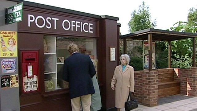 Hogewey Dementia Village Post Office