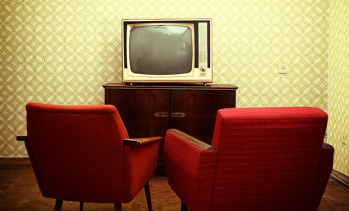 Alternative Television For Alzheimers -> Televiseur But