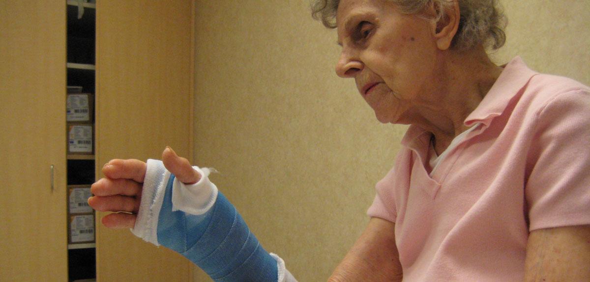 Emergency Medical Care for Alzheimer's