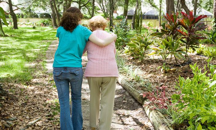For the Alzheimer's Caregiver