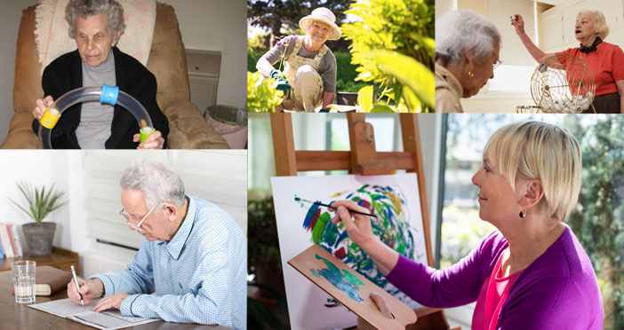 Activities for Alzheimer's