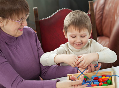 describe children playing with a grandparent Play activities for 24 to 36 supervise your grandchild closely and dispose of all water when your child is done playing and grandparents often know lots of.
