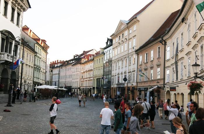 Best Alzheimer's Products Europe - Ljubljana street scene