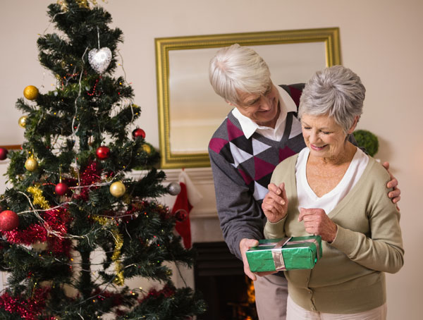christmas presents for Alzheimer's dementia