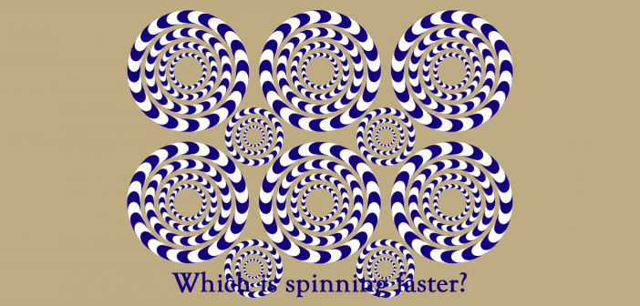How Alzheimer's Affects Perception - this optical illusion illustrates how the brain determines what we see