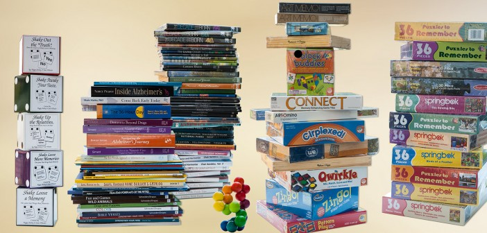 Games and activities for Alzheimer's