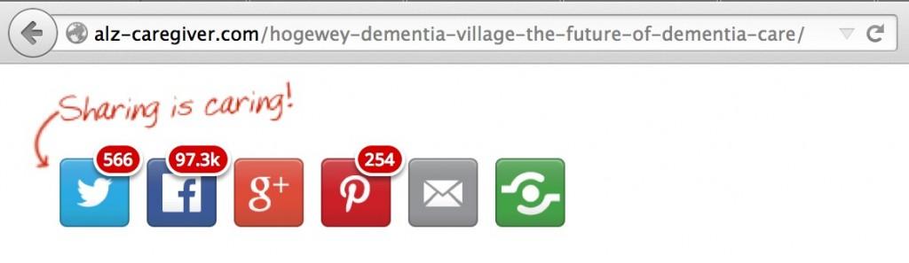 Hogewey Dementia Village   Best Alzheimer's Products gone viral