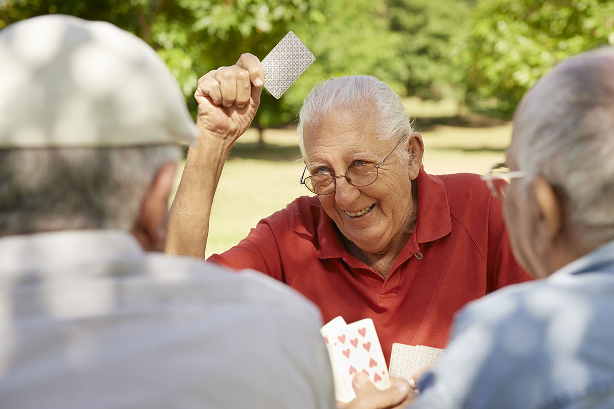 Games for People with Alzheimer's