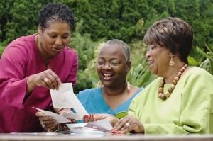 Socializing is a Key to Preventing Alzheimer's Disease