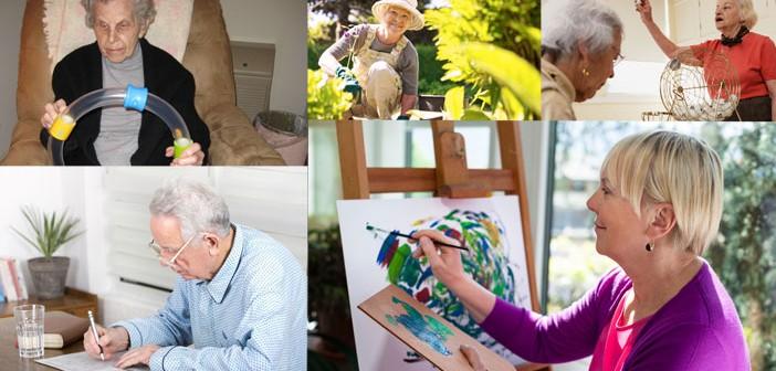 Activities for Alzheimer's Disease