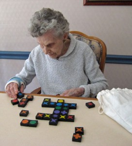 Games for People with Alzheiemer's Disease | Qwirkle