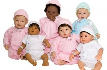 Doll therapy for Alzheimer's disease and dementia