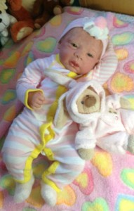 Serenity Babies | lifelike dolls for doll therapy for Alzheimer's disease