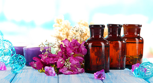 Aromatherapy for Alzheimer's